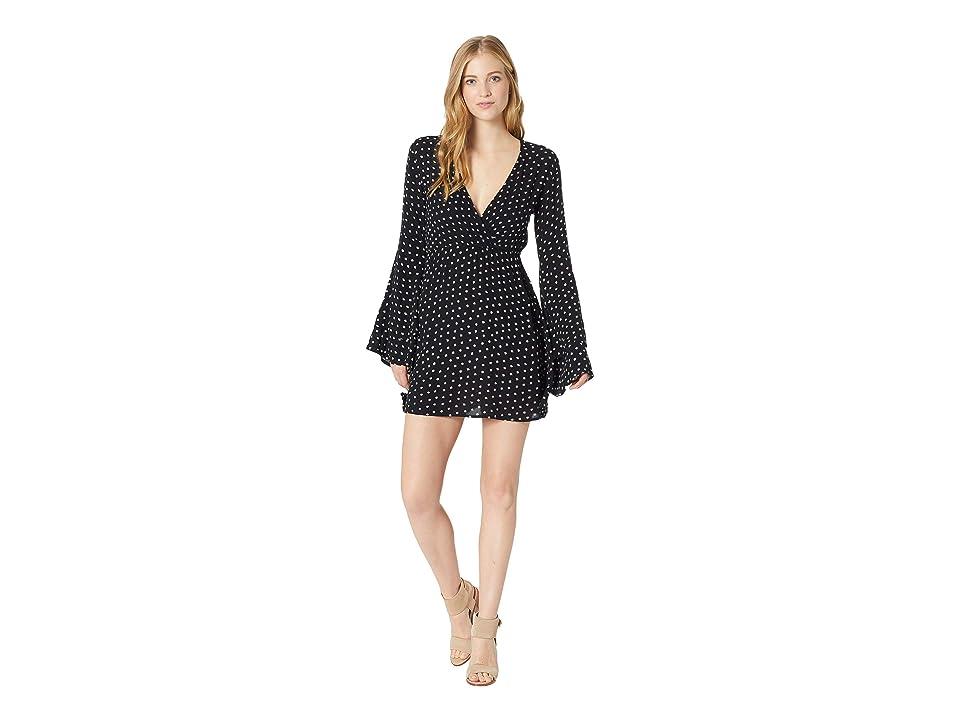 Billabong Night Fever Dress (Black) Women