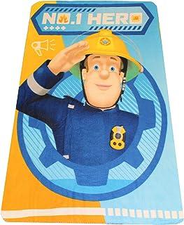 Pompiere sam telo mare per bambini diversi designs 100 /% cotone 70 x 140 cm Braeve to the Core