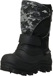 Tundra Boots Kids Quebec Wide (Toddler/Little Big Kid)