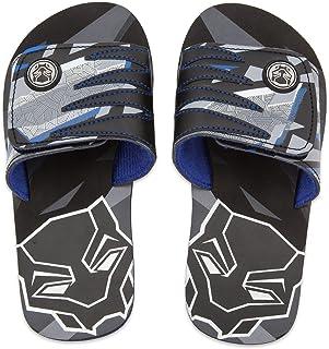 Shop Disney Marvel Black Panther Sandals For Kids - Flip Flops Beach Water Shoes (2/3)