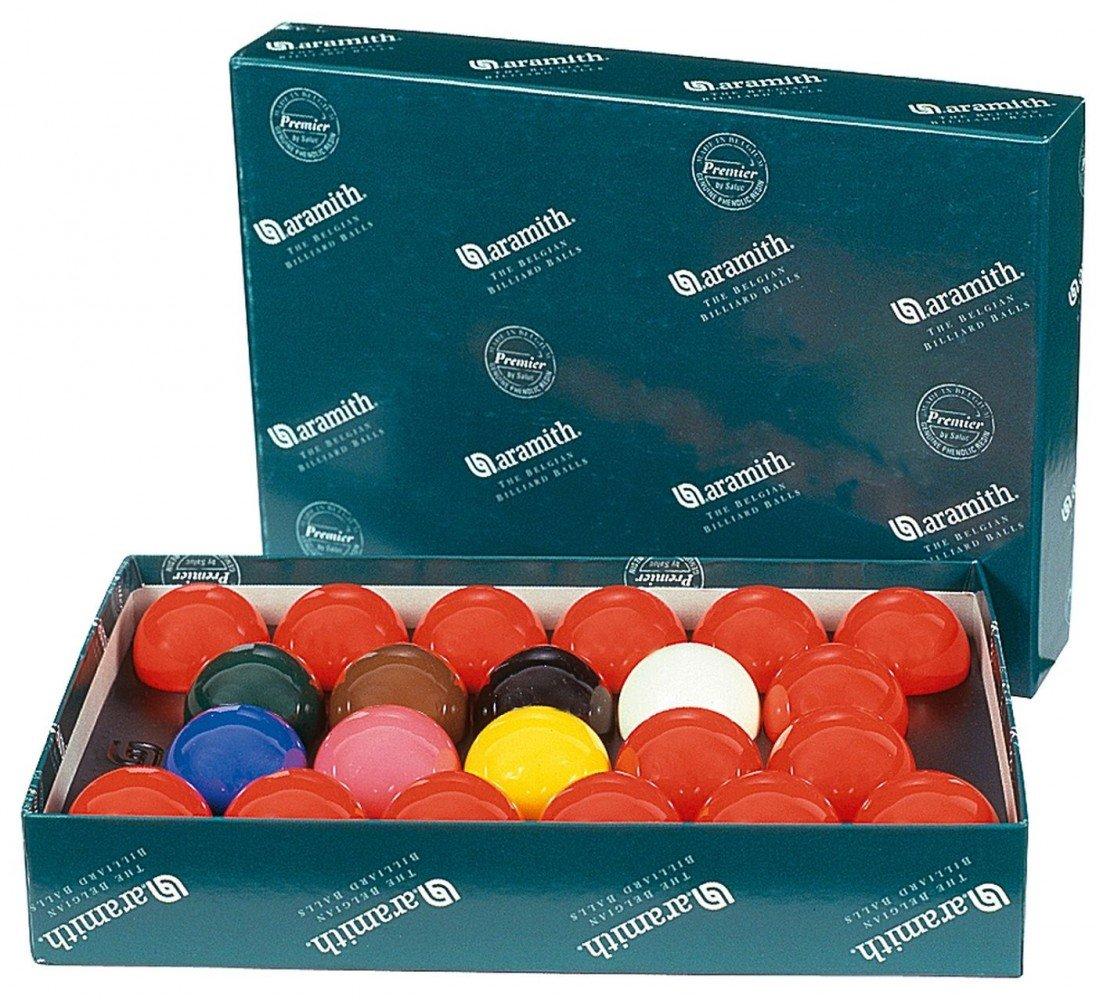 Bolas de billar snooker Aramith 52 mm: Amazon.es: Deportes y aire libre