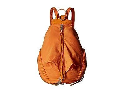 Rebecca Minkoff Julian Nylon Backpack (Monarch) Backpack Bags