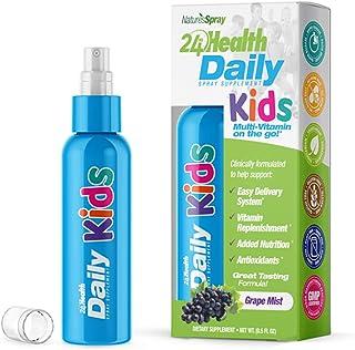 Nature's Spray Kids Daily Multi-Vitamin   Instant Absorption Children's Liquid Vitamin Spray - 900% More Effective Than Gu...