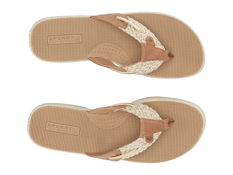 Sperry Parrotfish (Sahara/Gold) Women