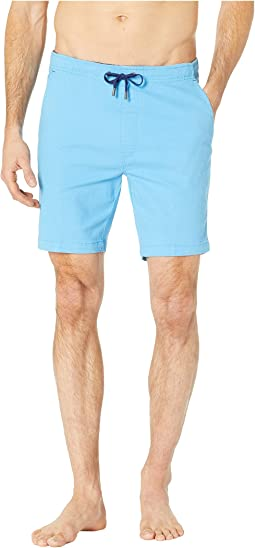 Chino Elastic Shorts