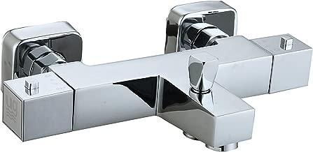 DP rubinetteria Medina/ /Rubinetto termostatico da doccia argento colore