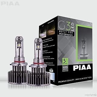 PIAA 26-17496 9006 G3 LED Bulbs, 6200K-12/24V 23W-Twin Pack, 2 Pack