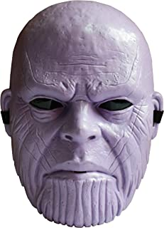 Kiditos Infinity War Cosplay Thanos LED Masks Halloween Party Props