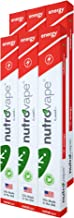 NutroVape Energy   Caffeine Inhaler & Energy Drink Alternative   No Sugar, No Nicotine   Refreshing Peppermint Flavor (6 Pack)