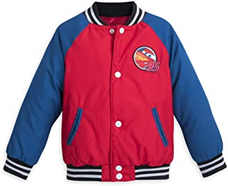 Lightning McQueen Varsity Jacket for Boys - Multi