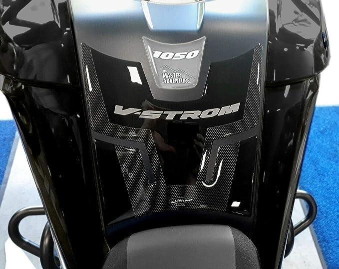 Tank Reservoir 3d Resin Gel Kompatibel Mit Suzuki V Strom 1050 Moto Auto
