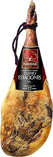 comprar comparacion Navidul - Jamón Reserva Cuatro Estaciones + Jamonero + Cuchillo (7,2- 8,2Kg)