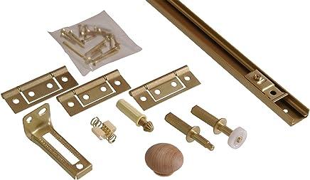 Hillman Hardware Essentials 852043 Keyed Door and Utility Cam Door Locks Chrome 1//4-Keyed Alike