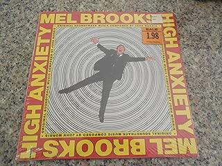 Mel Brooks Soundtrack High Anxiety Asylum SE 501 1978- Sealed Vinyl