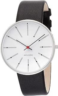 [アルネヤコブセン] 腕時計 53102-2001 正規輸入品 ブラック