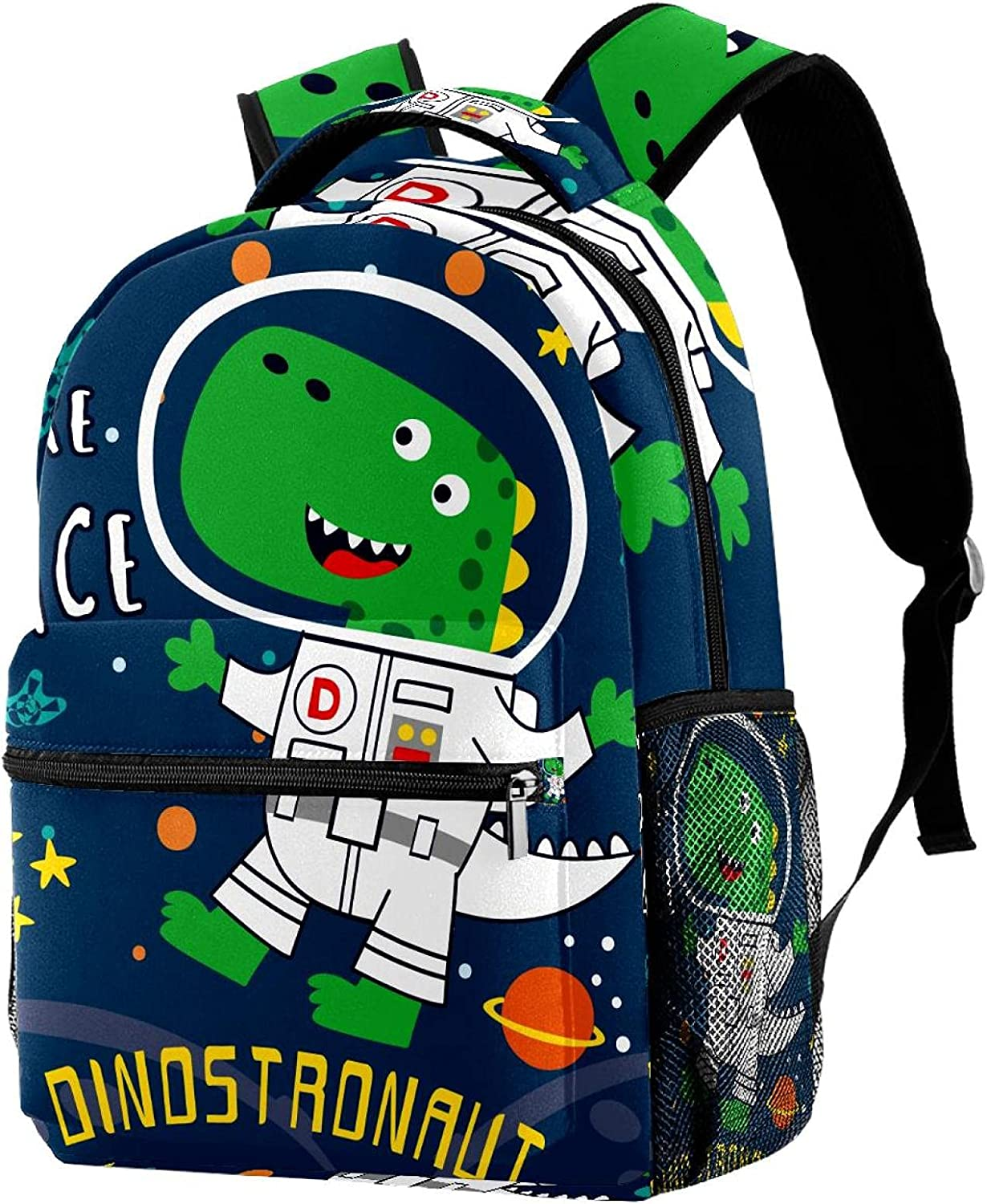 Backpack For Kids Super special price Space Challenge the lowest price of Japan ☆ School Trave Dinosaur Print