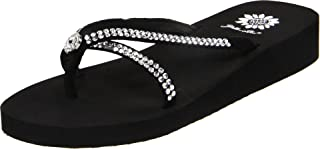 sparkle flip flops for wedding