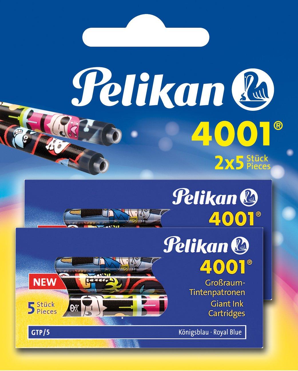 Pelikan Markenwelt Patronen