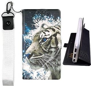 Lovewlb Funda para Sony Ericsson Xperia ARC S Lt18i Lt18a Funda Flip Cuero de la PU+ Cover Case de Silicona Protección Fija LH