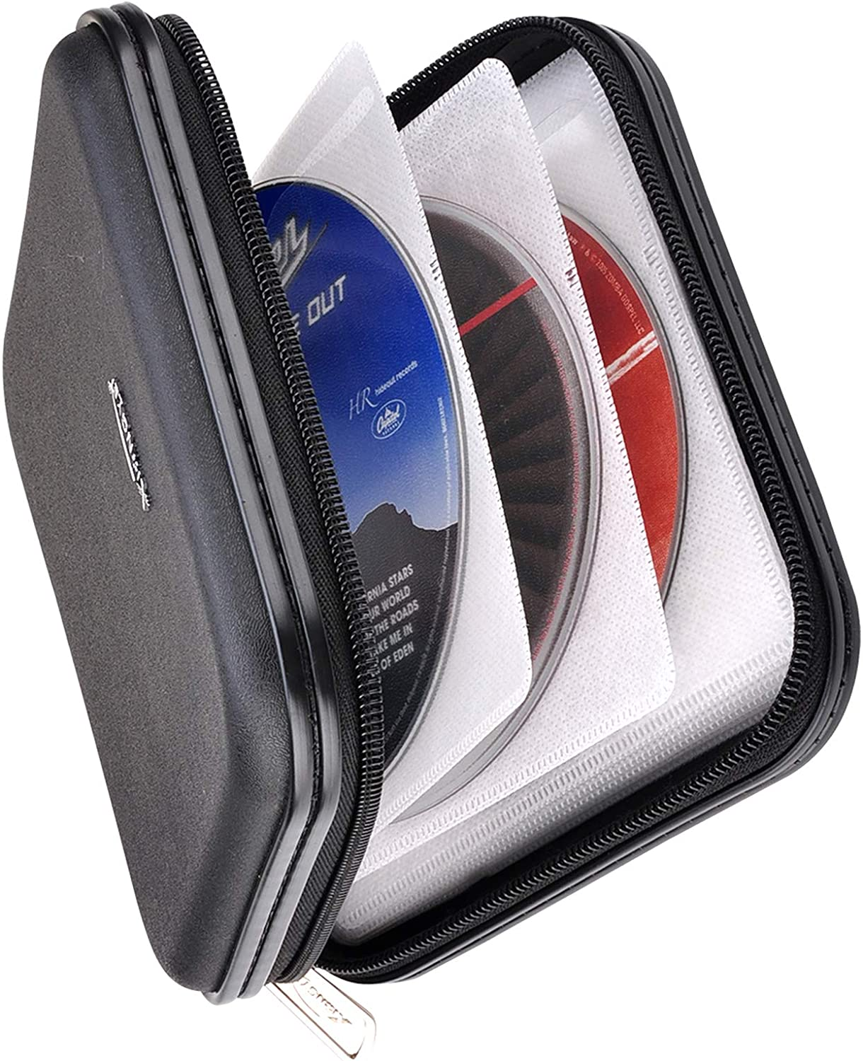 CD DVD Wallet XiongYe 32 Capacity Holde Duty Heavy Case Outlet sale Ranking TOP8 feature