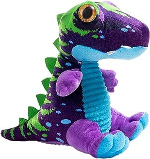 HollyHOME Plush T-Rex DinosaurStuffed Animal Tyrannosaurus Rex Plush Doll Toy Gift for Kids, 10 Inch
