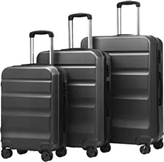 Best 360 wheels luggage Reviews
