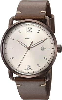 Fossil - The Commuter 3H Date - FS5341