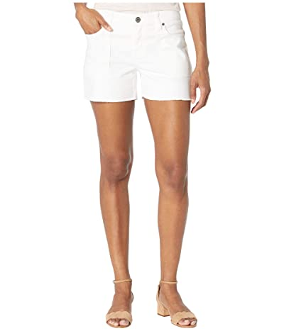 Tommy Bahama Ella Twill Utility Shorts (White) Women