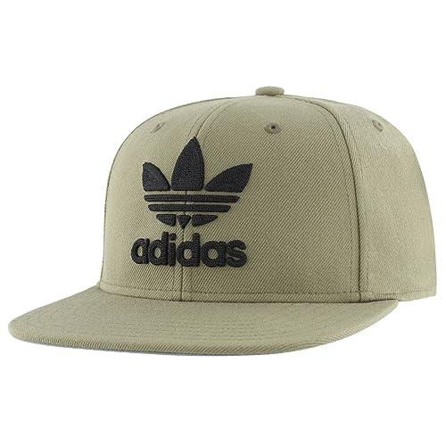 adidas Men s Originals Snapback Flatbrim Cap 0733d5a739b0