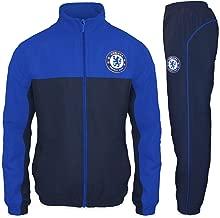 Chelsea FC - Chándal oficial para hombre - Chaqueta y pantalón largos