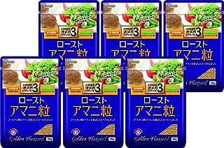ニップン ローストアマニ粒40g×6個パック