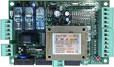 Mando a distancia multifunci/ón Hiland T7610,/para control de 6/centralitas Separadas Compatible con centralitas y receptores Hiland con funci/ón abre-stop-cierra