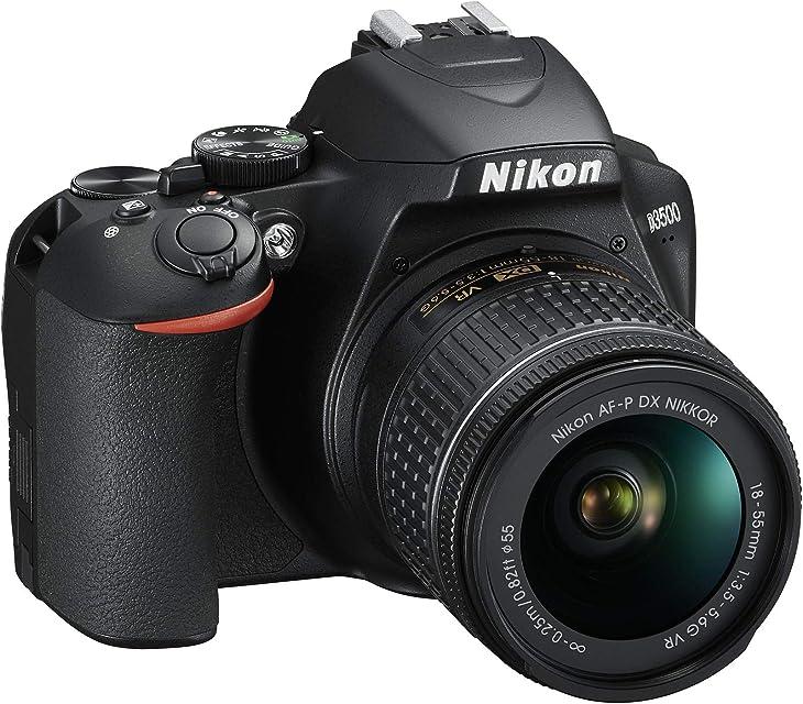 Nikon D3500 - Cámara réflex Digital con Objetivo Nikkor