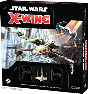HABA Current Edition Star Wars X Wing Core Set 2Nd Edition (13/9) Board Game