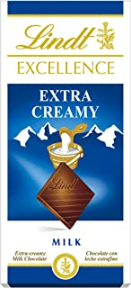 Lindt Excellence Milk Chocolate, 100 gm (Pack of 1)