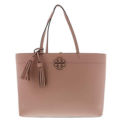 44e7525b4192 Tory Burch Women s McGraw Leather Top-Handle Bag Tote