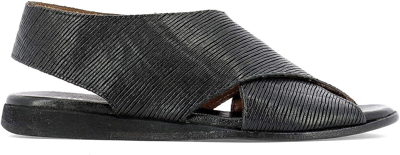 MOMA Luxury moda Donna 36901298LINEnero Nero Seali     Prima  Estate 19