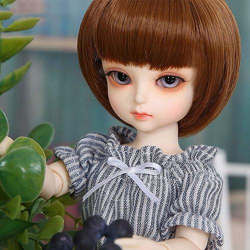 10 Zoll 1 6 BJD SD 26cm Puppe Spielzeug 19-verbundene Body Cosplay Fashion Dolls mit Allen Outfits für Kleidung Schuhe Perücke Hair Makeup Gift Collection