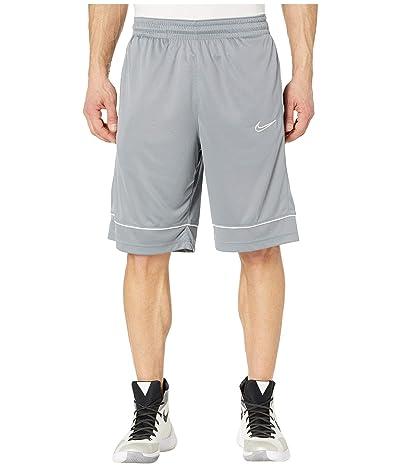 Nike Shorts Fastbreak (Cool Grey/Cool Grey/White) Men