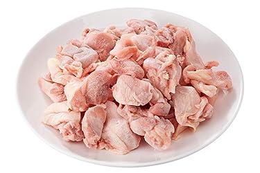 [冷凍] 若どり もも 肉切り身 (バラ凍結) 400g (煮込み料理、炒め物、親子丼、やきとりなど)