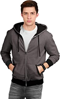 fanideaz Men's Poly Cotton Hooded Hoodie