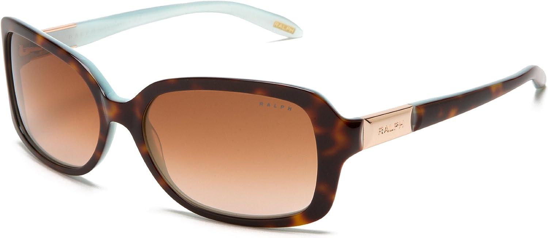 Ralph by Ralph Lauren Women's 0RA5130 Rectangle Sunglasses