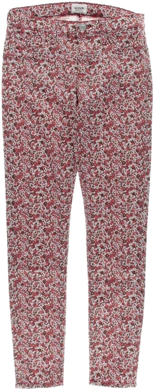 Hudson Women's 'Nico' Mid Rise Skinny Shredded Ankle Jeans