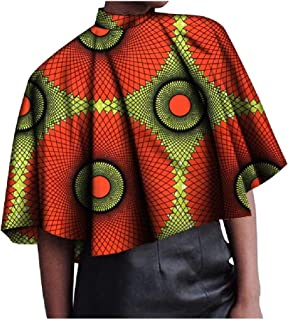 Coolred Womens Dashiki African Loose Cotton Blouse Folk Style Tees Top