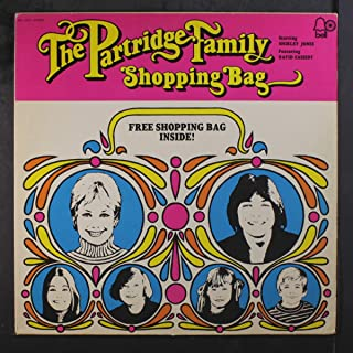 Shopping Bag LP (Vinyl Album) US Bell 1972
