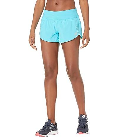New Balance Impact Run Shorts 3 Women