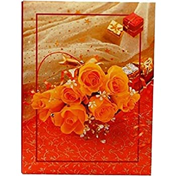 Natraj Memo Screw Type 300 Pocket 4 X 6 inch Album