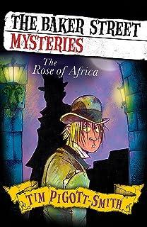 Baker Street Mysteries: The Rose of Africa