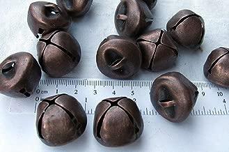 25 Antique Copper Jingle Bells 25mm / 1