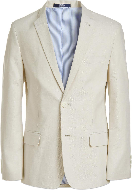 IZOD Boys' Patterned Blazer Jacket
